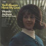 Click here for more info about 'Wanda Jackson - You'll Always Have My Love'