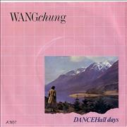 Click here for more info about 'Wang Chung - Dance Hall Days'