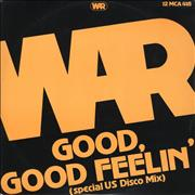 Click here for more info about 'War - Good, Good Feelin''