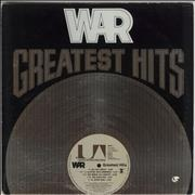 Click here for more info about 'War - Greatest Hits'