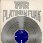 Click here for more info about 'War - Platinum Funk'