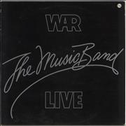 Click here for more info about 'War - The Music Band Live'