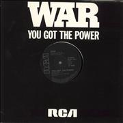 Click here for more info about 'War - You Got The Power'