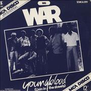 Click here for more info about 'War - Youngblood (Living In The Streets)'