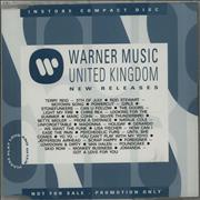 Click here for more info about 'Warner Brothers - Warner Music United Kingdom New Releases'