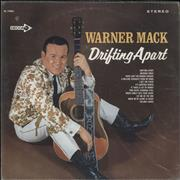 Click here for more info about 'Warner Mack - Drifting Apart'