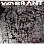 Click here for more info about 'Warrant - Blind Faith'