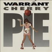 Click here for more info about 'Warrant - Cherry Pie - EX'
