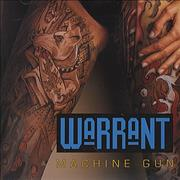 Click here for more info about 'Warrant - Machine Gun'