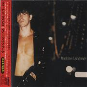 Warren Cuccurullo Machine Language Japan CD album Promo