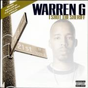 Click here for more info about 'Warren G - I Shot The Sheriff'