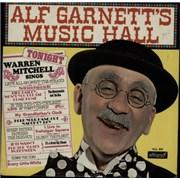 Click here for more info about 'Warren Mitchell - Alf Garnett's Music Hall'