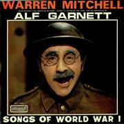 Click here for more info about 'Warren Mitchell - Songs Of World War I'