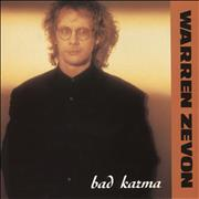 Click here for more info about 'Warren Zevon - Bad Karma'