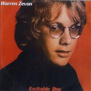 Click here for more info about 'Warren Zevon - Excitable Boy - Remastered & Expanded'