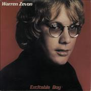 Click here for more info about 'Warren Zevon - Excitable Boy'