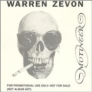 Click here for more info about 'Warren Zevon - Mutineer'