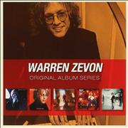 Click here for more info about 'Warren Zevon - Original Album Series'
