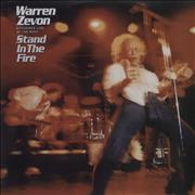 Click here for more info about 'Warren Zevon - Stand In The Fire'