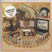 Click here for more info about 'Washed Out - Mister Mellow - Clear & Yellow Blob Vinyl'
