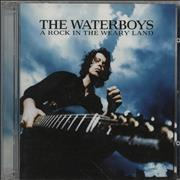 Click here for more info about 'Waterboys - A Rock In The Weary Land'