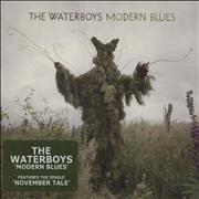 Click here for more info about 'Waterboys - Modern Blues'