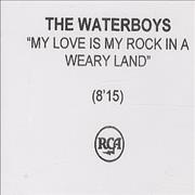 Click here for more info about 'Waterboys - My Love Is My Rock In A Weary Land (8'15)'