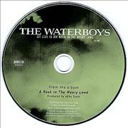 Click here for more info about 'Waterboys - My Love Is My Rock In The Weary Land'