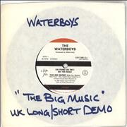 Click here for more info about 'Waterboys - The Big Music'
