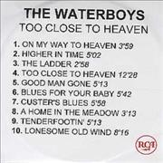 Click here for more info about 'Waterboys - Too Close To Heaven - The Unreleased Fish...'