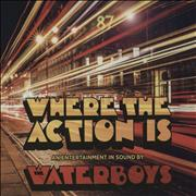 Click here for more info about 'Waterboys - Where The Action Is'