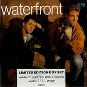 Click here for more info about 'Waterfront - Cry - Box Set'