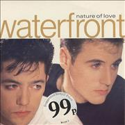 Click here for more info about 'Waterfront - Nature Of Love - 1st issue'