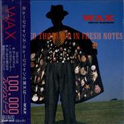 Wax A Hundred Thousand In Fresh Notes Japan CD album