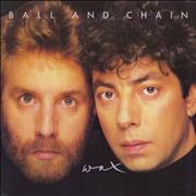 Click here for more info about 'Wax - Ball And Chain'