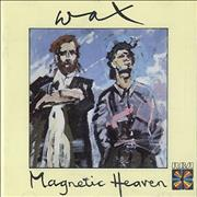 Click here for more info about 'Wax - Magnetic Heaven'