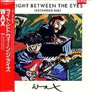 Click here for more info about 'Wax - Right Between The Eyes + Obi'