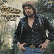 Click here for more info about 'Waylon Jennings - Are You Ready for The Country'