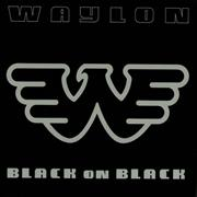Click here for more info about 'Waylon Jennings - Black On Black'