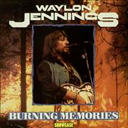 Click here for more info about 'Waylon Jennings - Burning Memories'