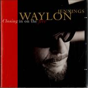 Click here for more info about 'Waylon Jennings - Closing In On The Fire'