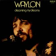 Click here for more info about 'Waylon Jennings - Dreaming My Dreams'