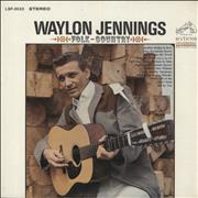 Click here for more info about 'Waylon Jennings - Folk Country'