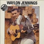 Click here for more info about 'Waylon Jennings - Folk-Country'