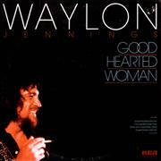 Click here for more info about 'Waylon Jennings - Good Hearted Woman'