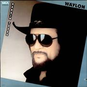 Click here for more info about 'Waylon Jennings - Hangin' Tough'