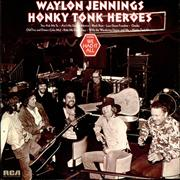 Click here for more info about 'Waylon Jennings - Honky Tonk Heroes'
