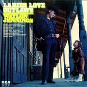 Click here for more info about 'Waylon Jennings - Ladies Love Outlaws'