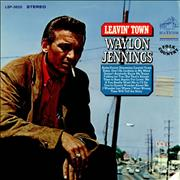 Click here for more info about 'Waylon Jennings - Leavin' Town'