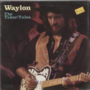 Click here for more info about 'Waylon Jennings - The Taker/Tulsa'